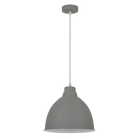 Подвесной светильник Arte Lamp Braccio A2055SP-1GY, 1xE27x60W, серый, металл