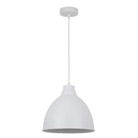 Подвесной светильник Arte Lamp Braccio A2055SP-1WH, 1xE27x60W, белый, металл