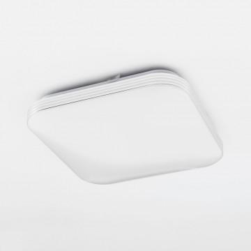 Потолочный светодиодный светильник Citilux Симпла CL714K18N, LED 18W 4000K 1300lm, белый, пластик - миниатюра 3