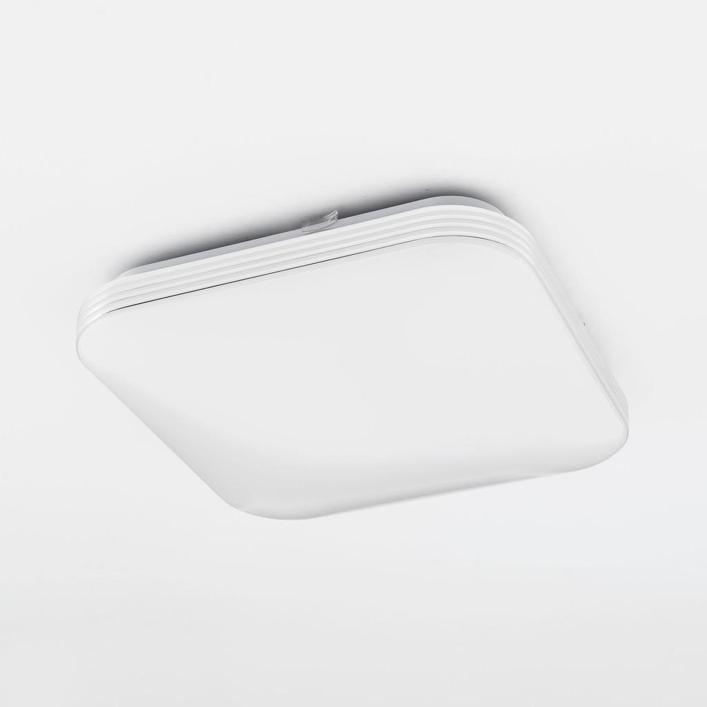 Потолочный светодиодный светильник Citilux Симпла CL714K18N, LED 18W 4000K 1300lm, белый, пластик - фото 3