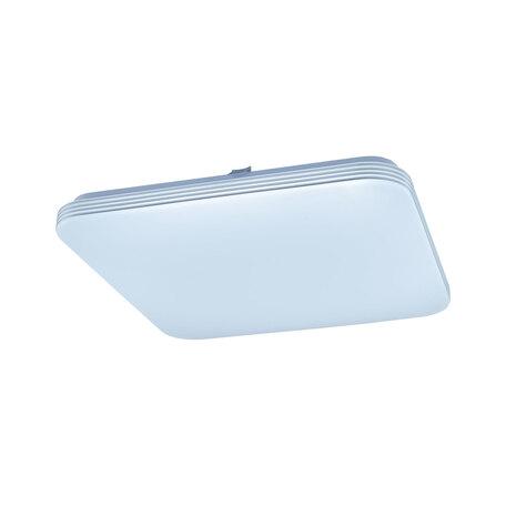 Потолочный светодиодный светильник Citilux Симпла CL714K36N, LED 36W 4000K 3200lm, белый, пластик