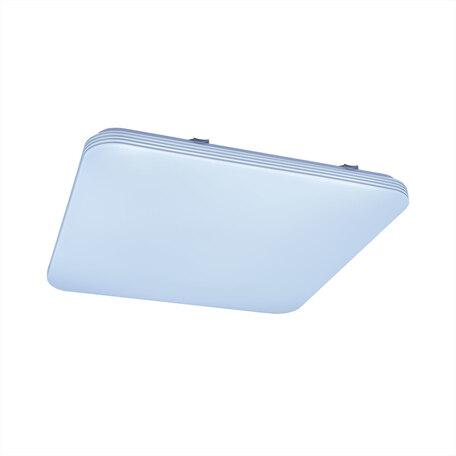 Потолочный светодиодный светильник Citilux Симпла CL714K48N, LED 48W 4000K 4800lm, белый, пластик