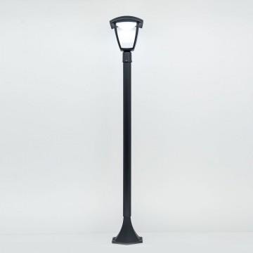 Уличный светодиодный фонарь Citilux CLU04B, IP54, LED 7W 4000K 500lm, черный, прозрачный, металл, металл со стеклом - миниатюра 3