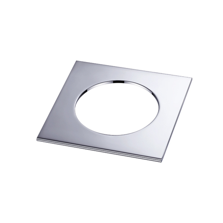 Декоративная рамка Novotech Metis 358249, хром, металл