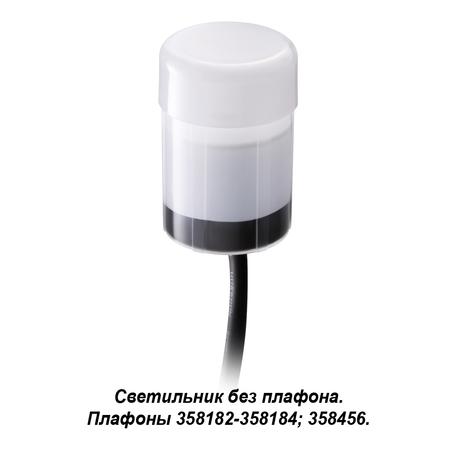 LED-модуль Novotech Nokta 358180, IP65, белый, пластик