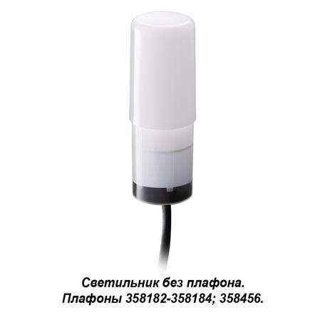 LED-модуль Novotech Nokta 358181, IP65, белый, пластик