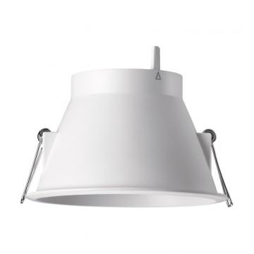 Основание встраиваемого светильника Novotech Melang 358195, белый, металл