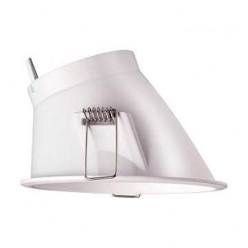 Основание встраиваемого светильника Novotech Melang 358197, белый, металл