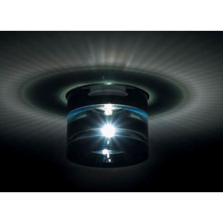 Встраиваемый светильник Donolux DL037C-Black