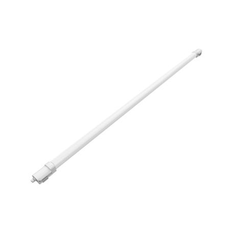 Потолочный светодиодный светильник Gauss 143426345, IP65, LED 45W 6500K 3400lm, белый, пластик
