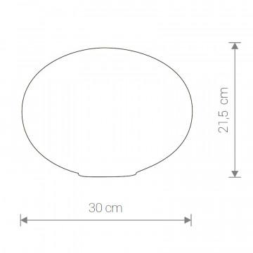 Схема с размерами Nowodvorski 7022
