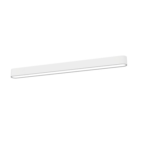 Потолочный светильник Nowodvorski Soft 6987, 1xG5T5x39W, белый, металл, пластик