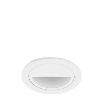 Встраиваемый светодиодный светильник Eglo Tonezza 4 61588, LED 6W, 4000K (дневной), белый, металл