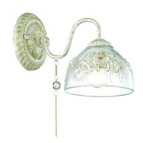 Бра Lumion Absolona 3453/1W, 1xE27x60W, металл, стекло
