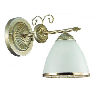 Бра Lumion Gaspardo 3455/1W, 1xE14x40W, металл, стекло - миниатюра 2