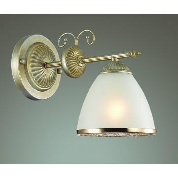 Бра Lumion Gaspardo 3455/1W, 1xE14x40W, металл, стекло - миниатюра 3