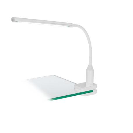 Светодиодный светильник на прищепке Eglo Laroa 96434, LED 4,5W 4000K 550lm, белый, пластик