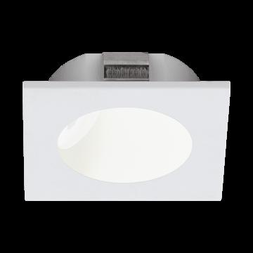 Встраиваемый настенный светодиодный светильник Eglo Zarate 96901, LED 2W, белый, металл, пластик