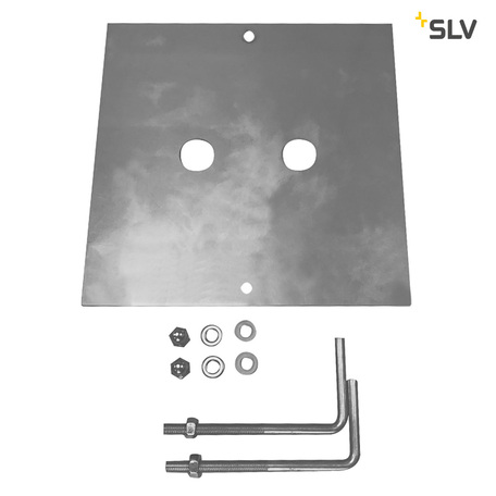 Анкер для бетона SLV SQUARE POLE 1000343, сталь