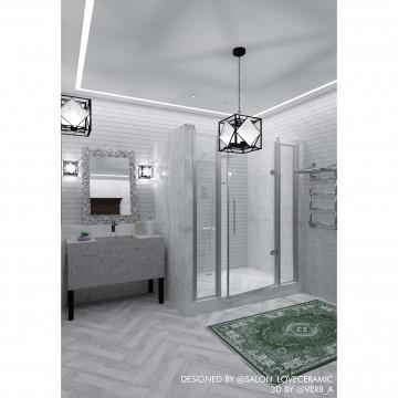 Подвесная люстра Favourite Brook 1785-3P, 3xE27x60W, черный, прозрачный, металл, металл со стеклом, ковка - миниатюра 2