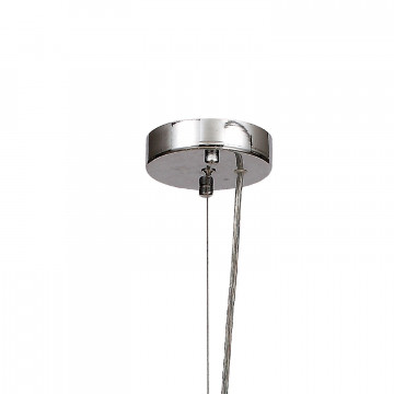 Подвесная люстра Favourite Birra 1861-6P, 6xE14x40W, белый, стекло, текстиль - миниатюра 3