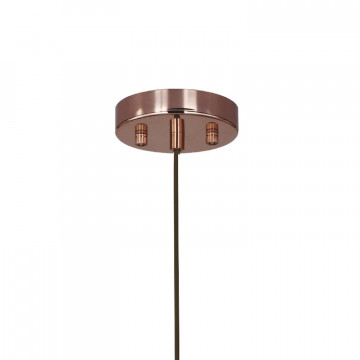 Подвесной светильник Favourite Kupfer 1 1844-1P, 1xE27x40W, медь, металл - миниатюра 3