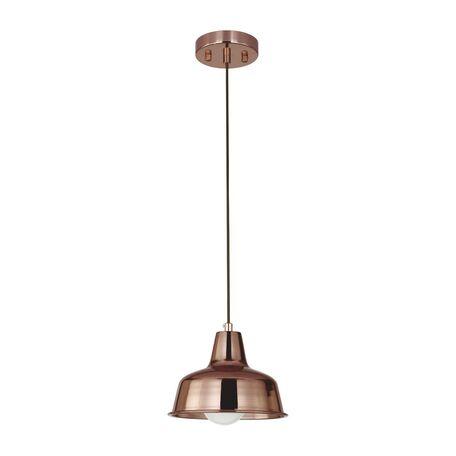 Подвесной светильник Favourite Kupfer 1 1845-1P, 1xE27x40W, медь, металл