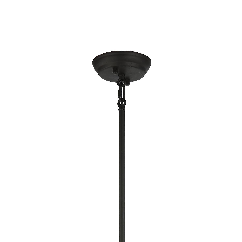 Подвесной светильник Favourite Versatile 1908-1P, 1xE14x40W, черный, прозрачный, металл, металл со стеклом - фото 4