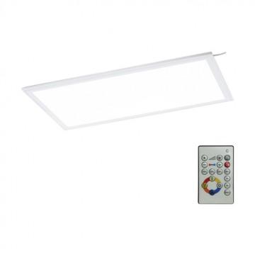 Встраиваемая светодиодная панель с пультом ДУ Eglo Salobrena-Rgbw 33108