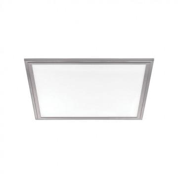 Светодиодная панель для встраиваемого или накладного монтажа Eglo Salobrena 2 97637, LED 25W, алюминий, металл, пластик