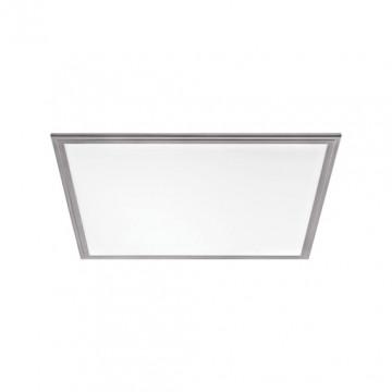 Светодиодная панель для встраиваемого или накладного монтажа Eglo Salobrena 2 97638, LED 34W, алюминий, металл, пластик