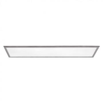 Светодиодная панель для встраиваемого или накладного монтажа Eglo Salobrena 2 97639, LED 32W, алюминий, металл, пластик