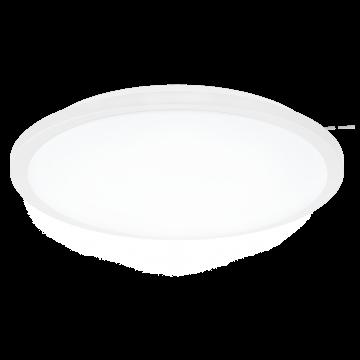 Встраиваемая светодиодная панель Eglo Competa-St 97323, LED 37W, белый, металл, пластик