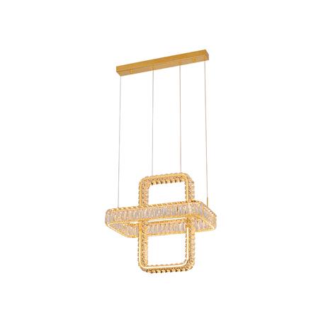 Подвесной светильник Newport 8230 8231+1/S gold (М0064643)