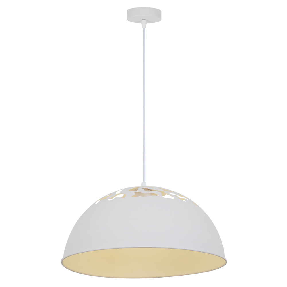 Arte Lamp Buratto A8174SP-1WH, 1xE27x60W, белый - фото 1