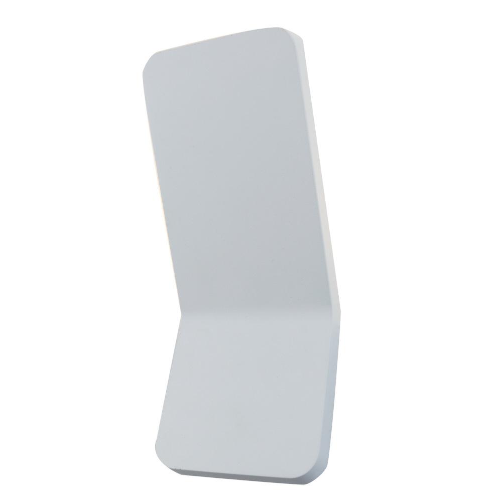 Настенный светодиодный светильник Arte Lamp Instyle Scorcio A8053AL-1WH, LED 6W 3000K 420lm CRI≥80, белый, металл - фото 2