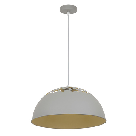 Подвесной светильник Arte Lamp Buratto A8174SP-1GY, 1xE27x60W, серый, металл