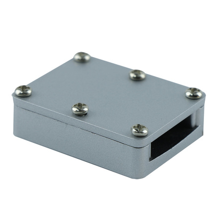 Соединитель для гибкого токопровода Arte Lamp Instyle A151027, серебро, металл, пластик