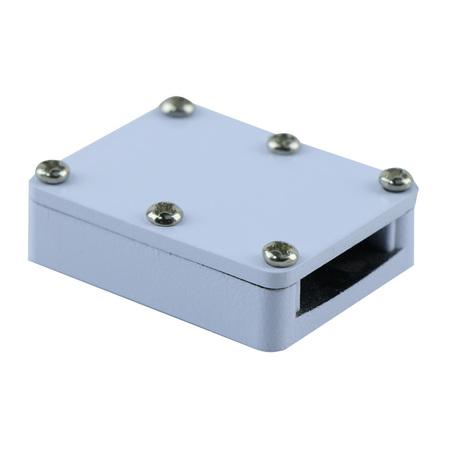 Соединитель для гибкого токопровода Arte Lamp Instyle A151033, белый, металл, пластик