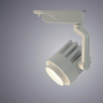 Светодиодный светильник для шинной системы Arte Lamp Instyle Vigile A1630PL-1WH 4000K (дневной), белый, металл - миниатюра 1