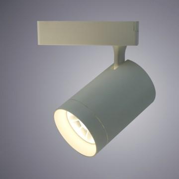 Светодиодный светильник для шинной системы Arte Lamp Instyle Soffitto A1730PL-1WH, LED 30W 4000K (дневной), белый, металл