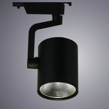 Светодиодный светильник для шинной системы Arte Lamp Instyle Traccia A2320PL-1BK 4000K (дневной), черный, металл