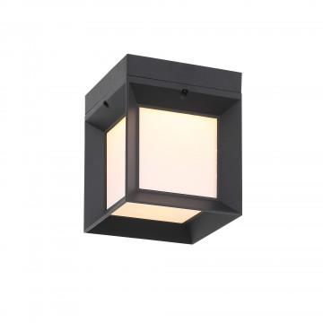 Потолочный светодиодный светильник ST Luce Cubista SL077.401.01, IP54, LED 9W 3000K (теплый)