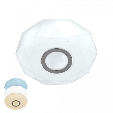 Светодиодный светильник Citilux Диамант CL713B10, LED 12W