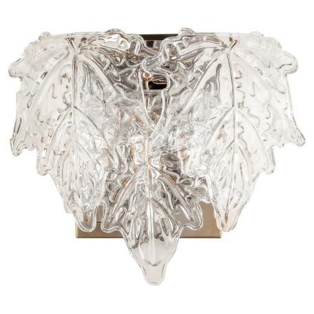 Бра L'Arte Luce Luxury Novida L34923, 3xE14x40W, металл, стекло