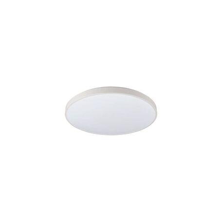 Потолочный светодиодный светильник Nowodvorski Agnes Round 9162, LED 32W 4000K 2900lm CRI80, белый, металл, пластик