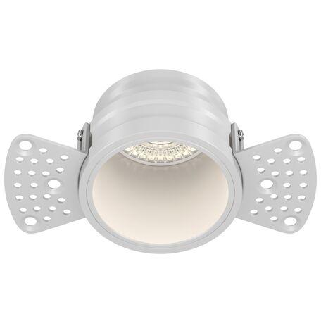 Светильник Maytoni Reif DL048-01W, 1xGU10x50W, белый, металл