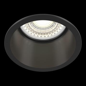 Светильник Maytoni Reif DL049-01B, 1xGU10x50W, черный, металл - миниатюра 4