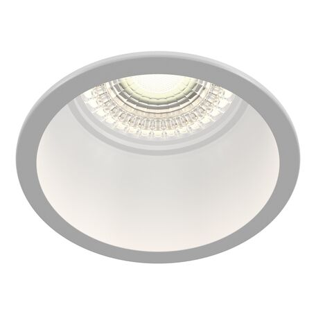 Светильник Maytoni Reif DL049-01W, 1xGU10x50W, белый, металл