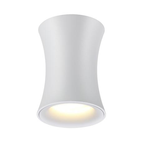 Потолочный светильник Odeon Light Hightech Zetta 4271/1C, IP44, 1xGU10x50W, белый, металл
